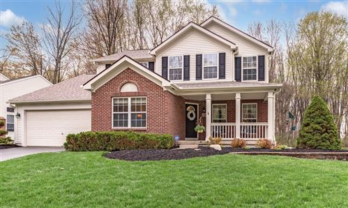 Photo of 6300 Hilltop Trail Drive, New Albany, OH 43054 (MLS # 221011079)