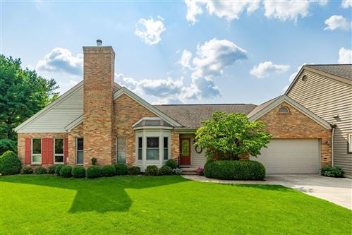 Photo of 1259 MILLSTONE Square, Westerville, OH 43081 (MLS # 221027081)
