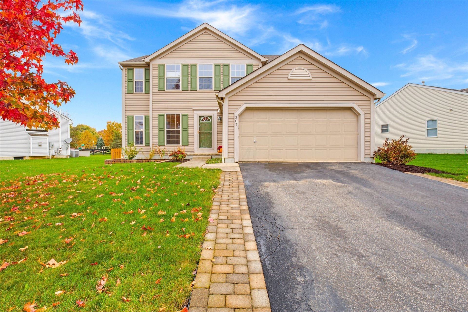 Photo of 307 Cherry Leaf Road, Delaware, OH 43015 (MLS # 220038081)