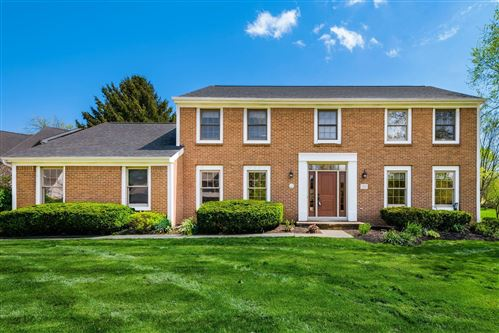 Photo of 253 Woodsfield Court, Powell, OH 43065 (MLS # 221014084)