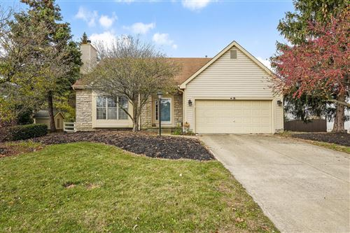 Photo of 7070 Lake Valley Drive, Westerville, OH 43082 (MLS # 219042090)