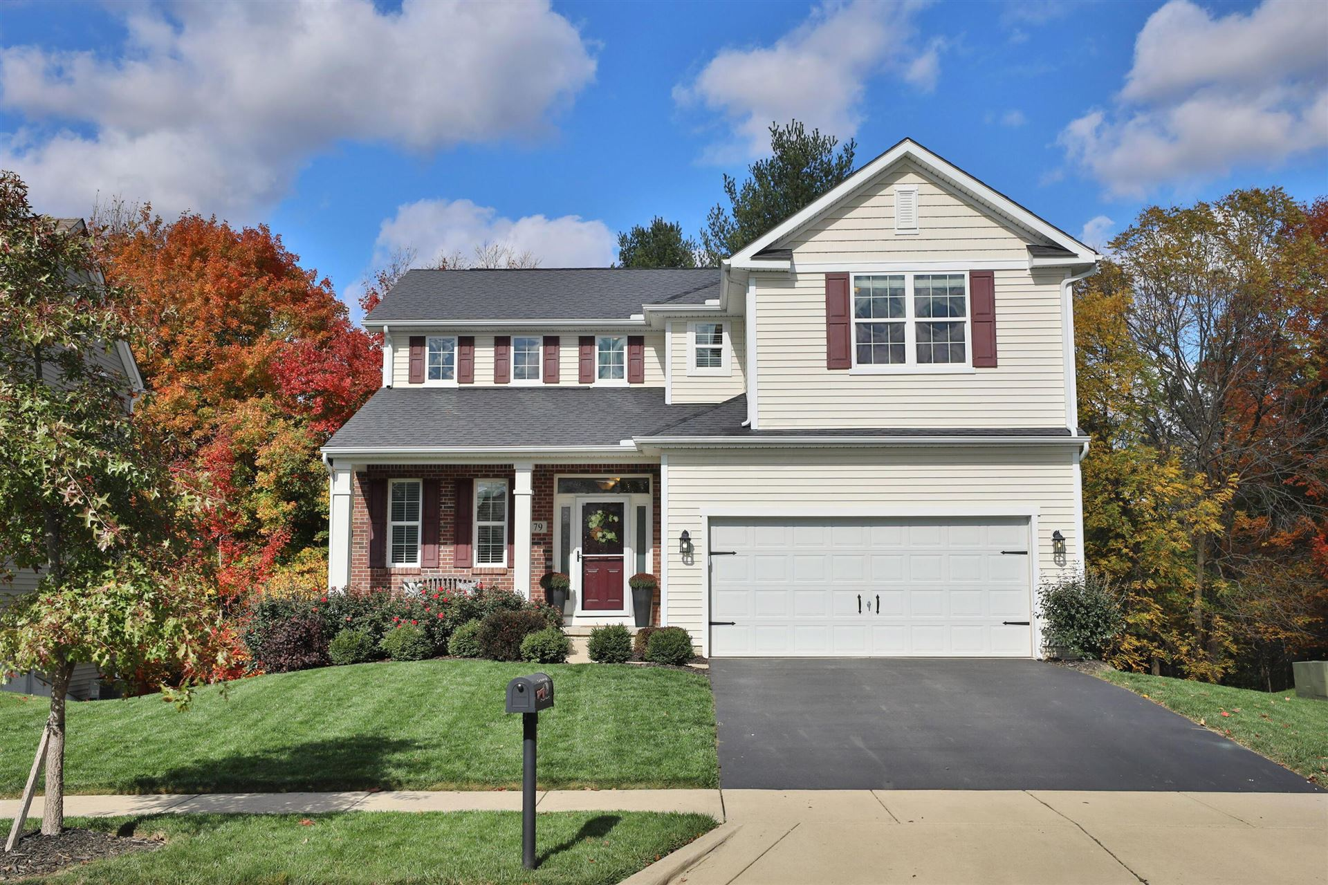 Photo of 79 Winding Valley Drive, Delaware, OH 43015 (MLS # 221020103)