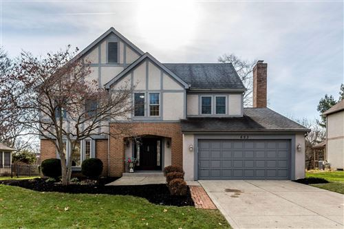 Photo of 653 Glacier Pass, Westerville, OH 43081 (MLS # 219044111)