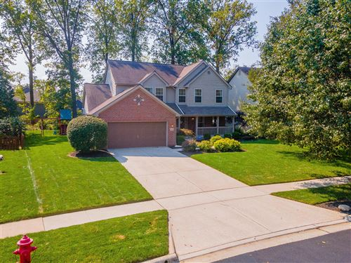 Photo of 3843 Wedgewood Place Drive, Powell, OH 43065 (MLS # 221036129)