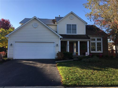 Photo of 6395 Albany Gardens Drive, New Albany, OH 43054 (MLS # 220037144)