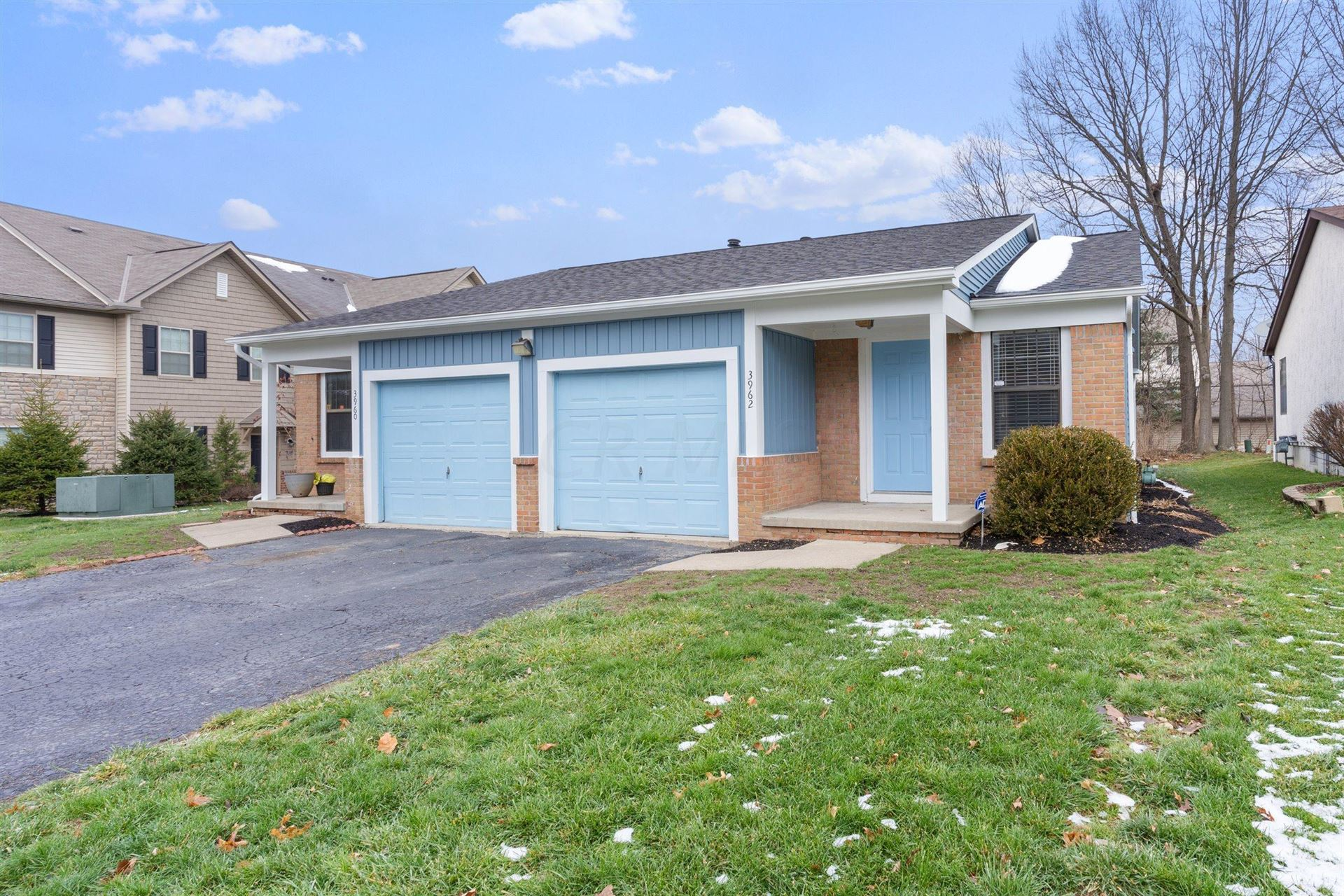 Photo for 3960-3962 Forest Edge Drive, Columbus, OH 43230 (MLS # 220044146)