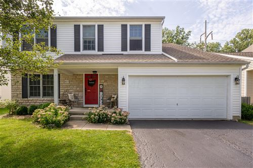 Photo of 8617 Smokey Hollow Drive, Lewis Center, OH 43035 (MLS # 221035147)