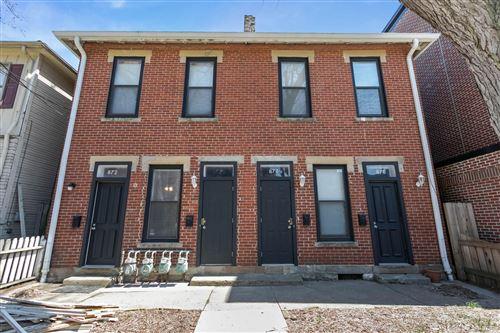 Photo of 870 N Pearl Street #872, Columbus, OH 43215 (MLS # 221024149)