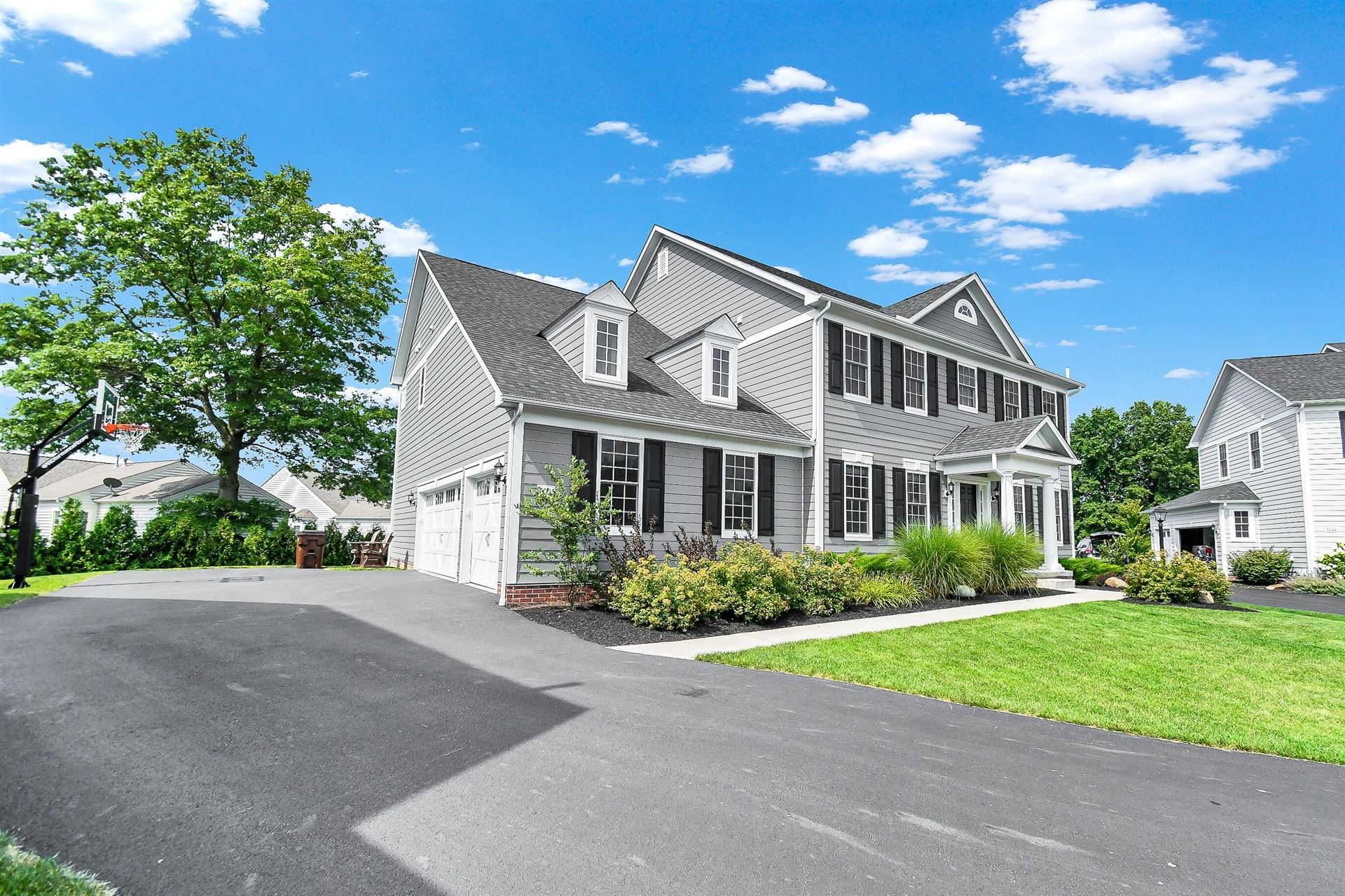Photo of 7005 Millbrook Farm Drive, New Albany, OH 43054 (MLS # 221028149)