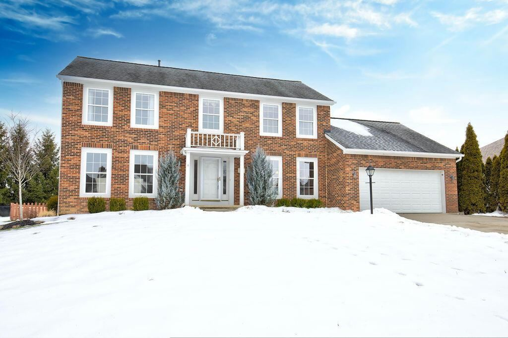 Photo of 2699 Bryton Drive, Powell, OH 43065 (MLS # 221005150)