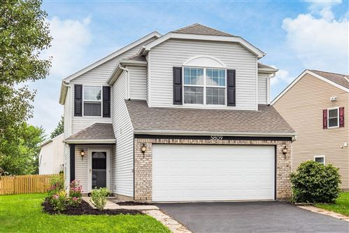 Photo of 5809 Annmary Road, Hilliard, OH 43026 (MLS # 221027151)