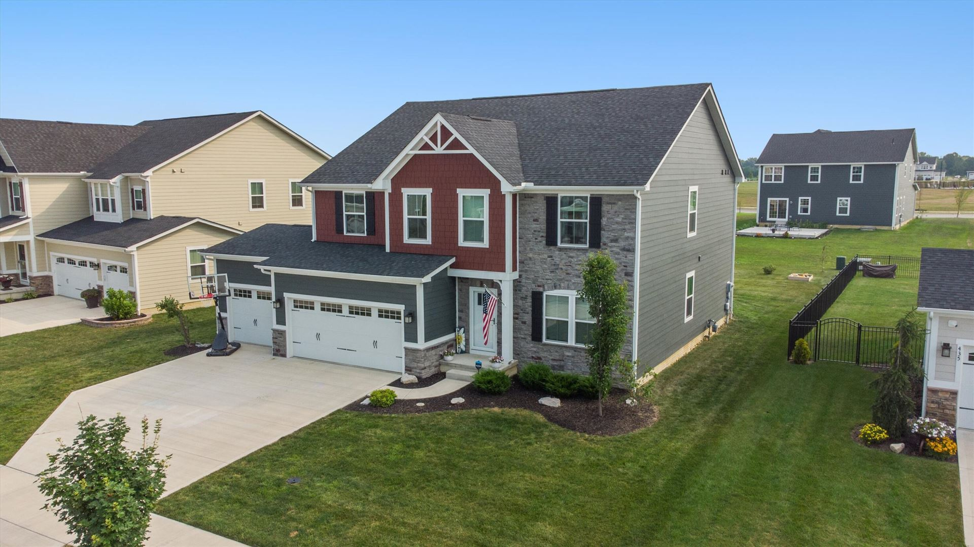 Photo of 439 Melick Drive, Delaware, OH 43015 (MLS # 221029163)