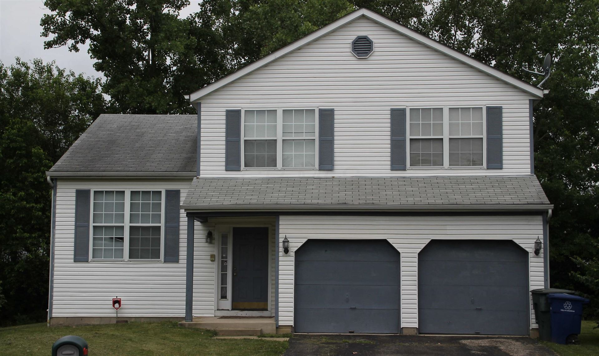 4942 River Trail Court, Columbus, OH 43228 - #: 220022171