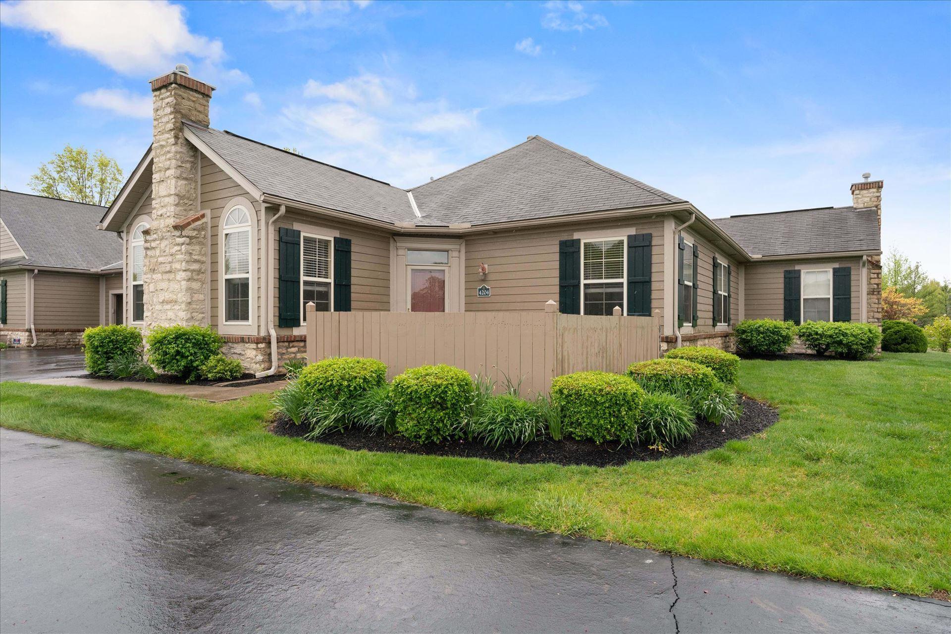 Photo of 4204 Windbud Drive #7-4204, New Albany, OH 43054 (MLS # 221015172)