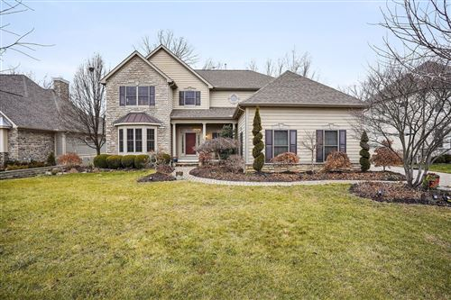 Photo of 3399 Mccammon Chase Drive, Lewis Center, OH 43035 (MLS # 219045182)
