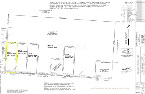 Photo of 0 Cleveland Road SW #Lot 1, Pataskala, OH 43062 (MLS # 221023184)