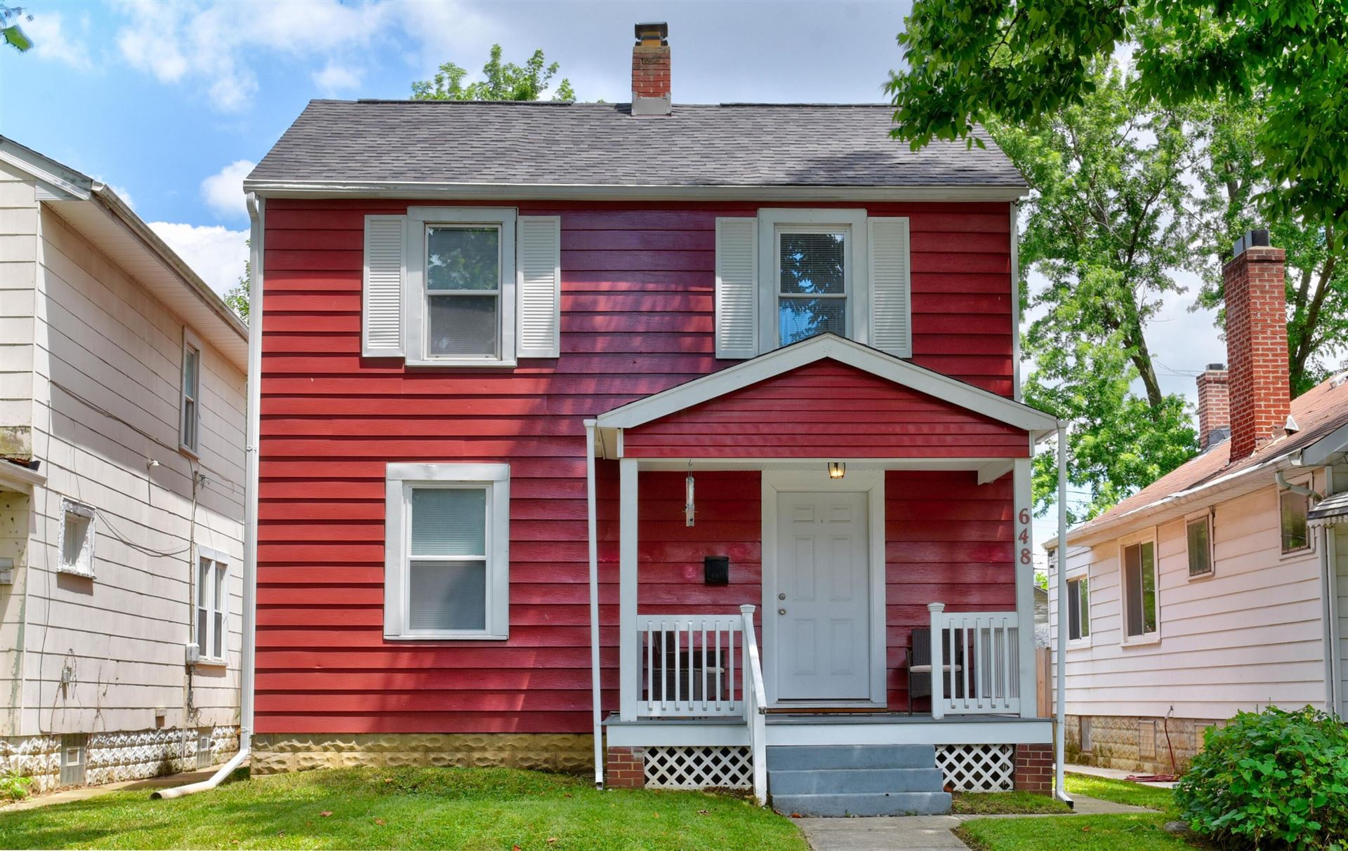 648 Hanford Street, Columbus, OH 43206 - #: 221025185