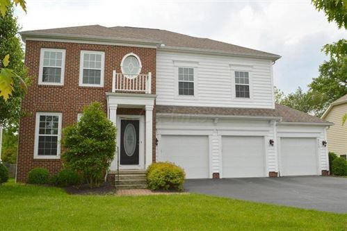 Photo of 8309 Marwithe Place, New Albany, OH 43054 (MLS # 221015187)
