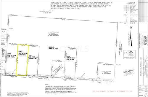Photo of 0 Cleveland Road SW #Lot 2, Pataskala, OH 43062 (MLS # 221023188)