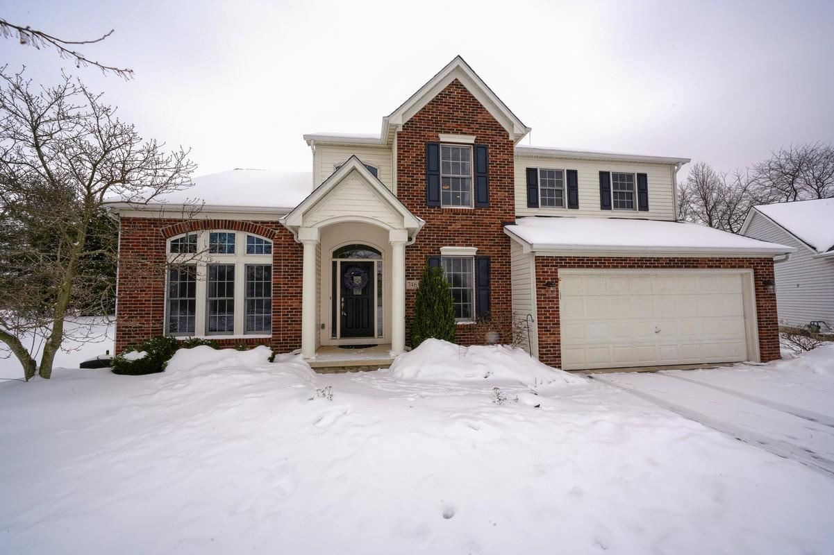 Photo of 746 Stonewater Court, Delaware, OH 43015 (MLS # 221005188)