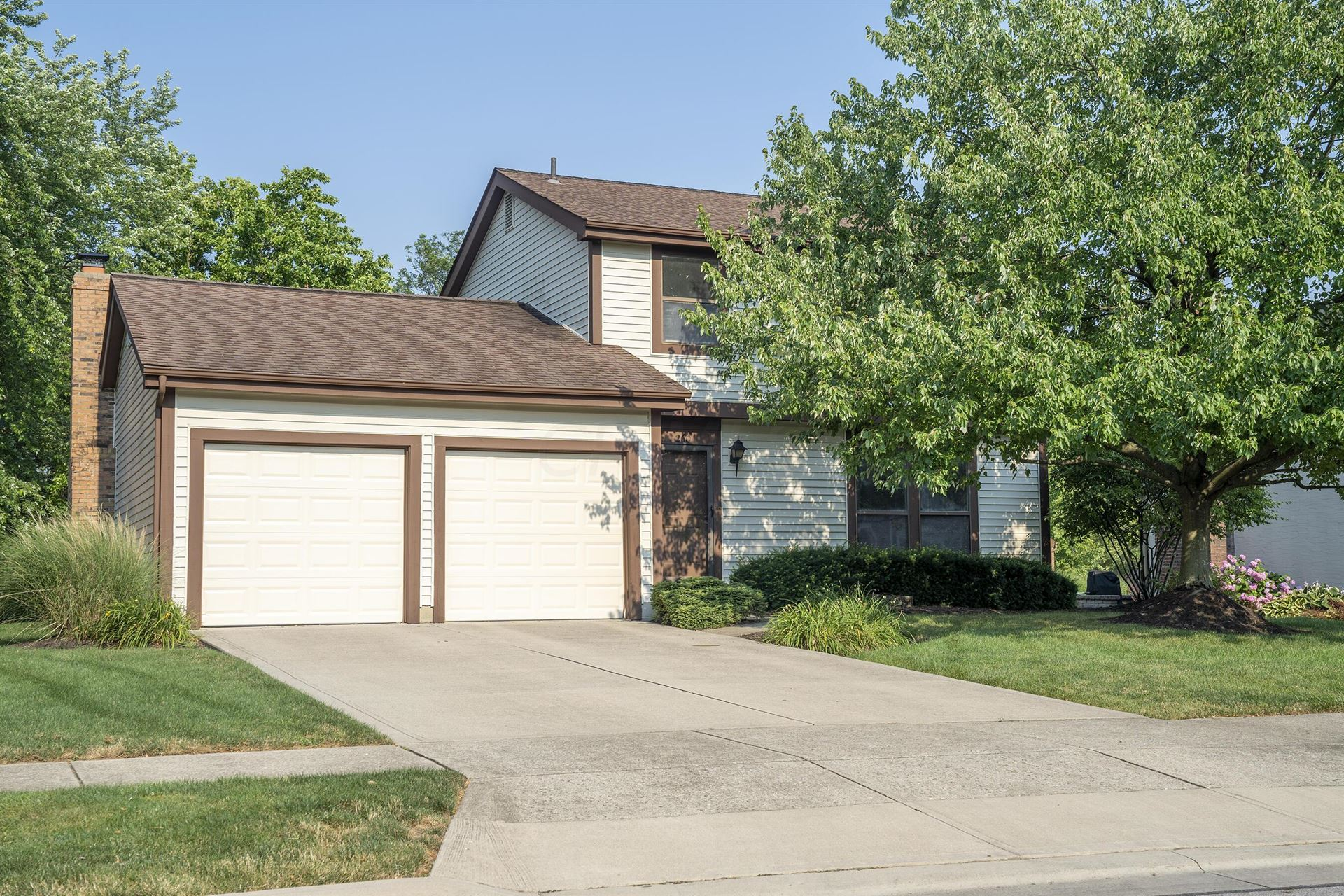 Photo of 260 Baker Lake Drive, Westerville, OH 43081 (MLS # 221029188)
