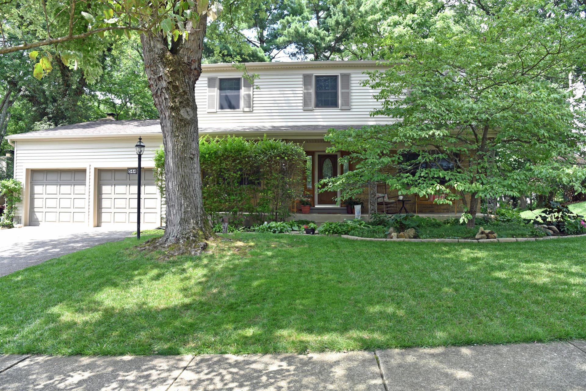 Photo of 544 Haymore Avenue N, Worthington, OH 43085 (MLS # 221027194)