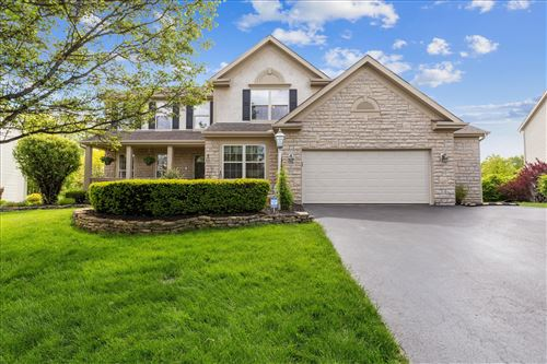 Photo of 5796 Chiddingstone Lane, Westerville, OH 43082 (MLS # 221015195)
