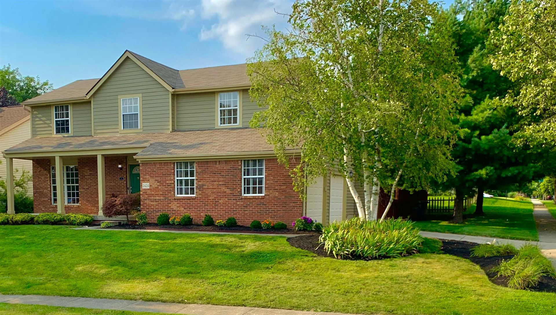 Photo of 2424 Shillingham Court, Powell, OH 43065 (MLS # 221028196)
