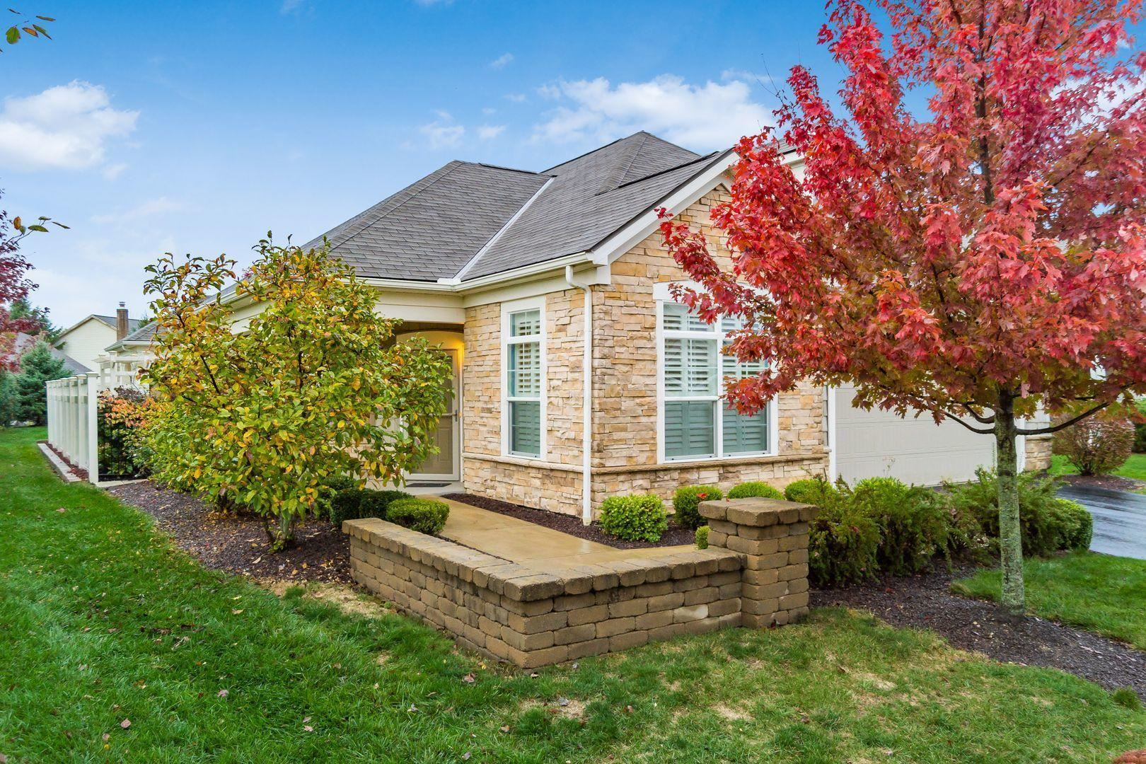 Photo of 6880 Garden View Drive, Westerville, OH 43082 (MLS # 220038207)