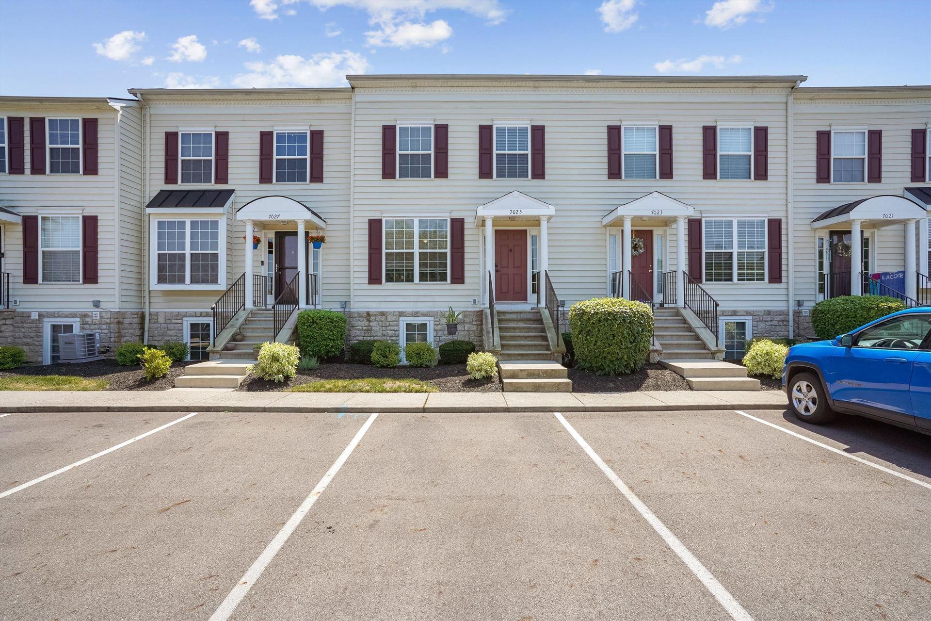 Photo of 7025 Pleasant Colony Way #15-702, New Albany, OH 43054 (MLS # 221028232)