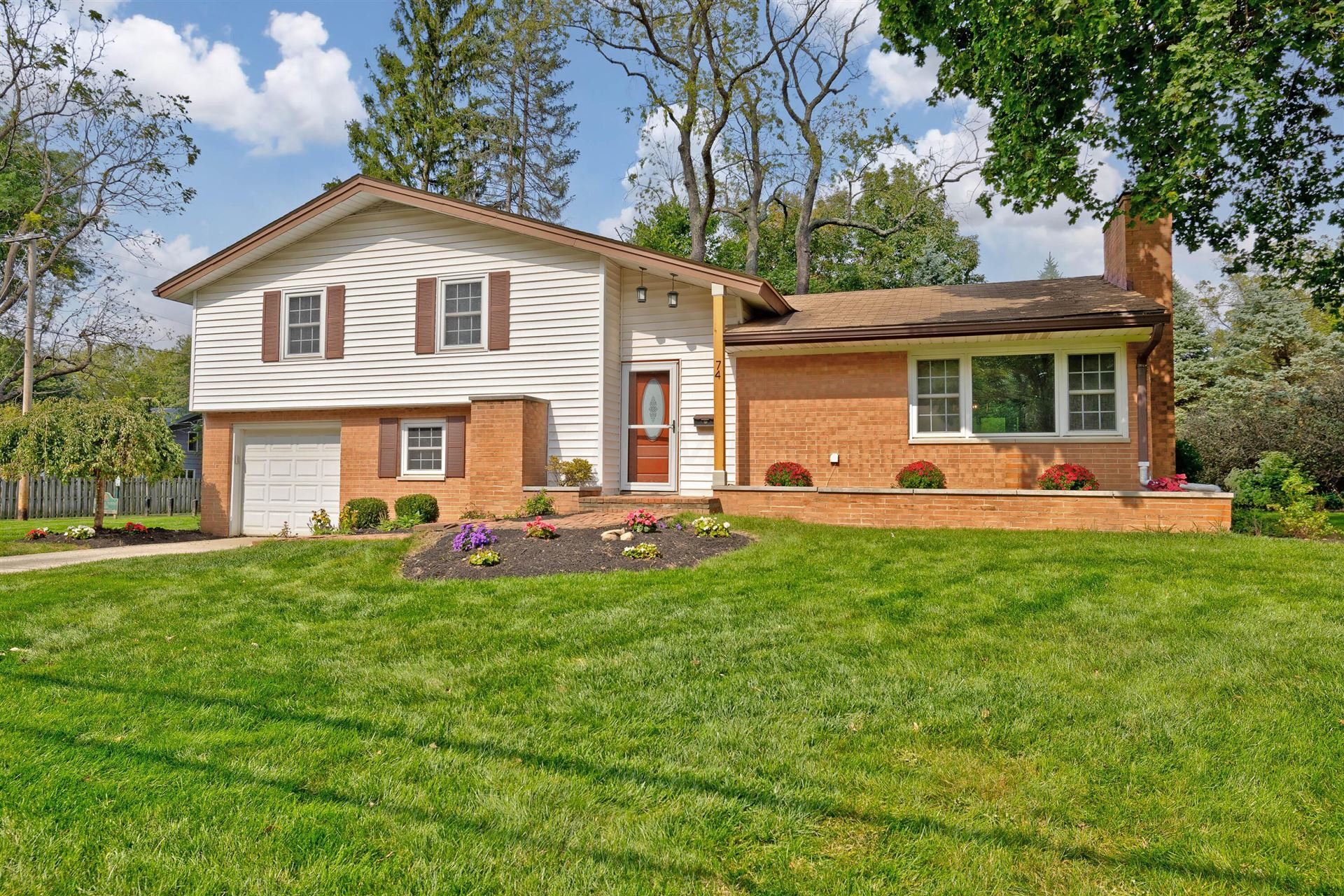 Photo of 74 Bishop Drive, Westerville, OH 43081 (MLS # 221036234)