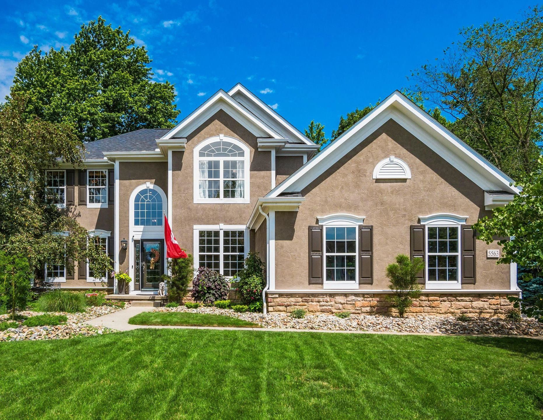 Photo of 5563 Pointewood Court, Galena, OH 43021 (MLS # 221023237)