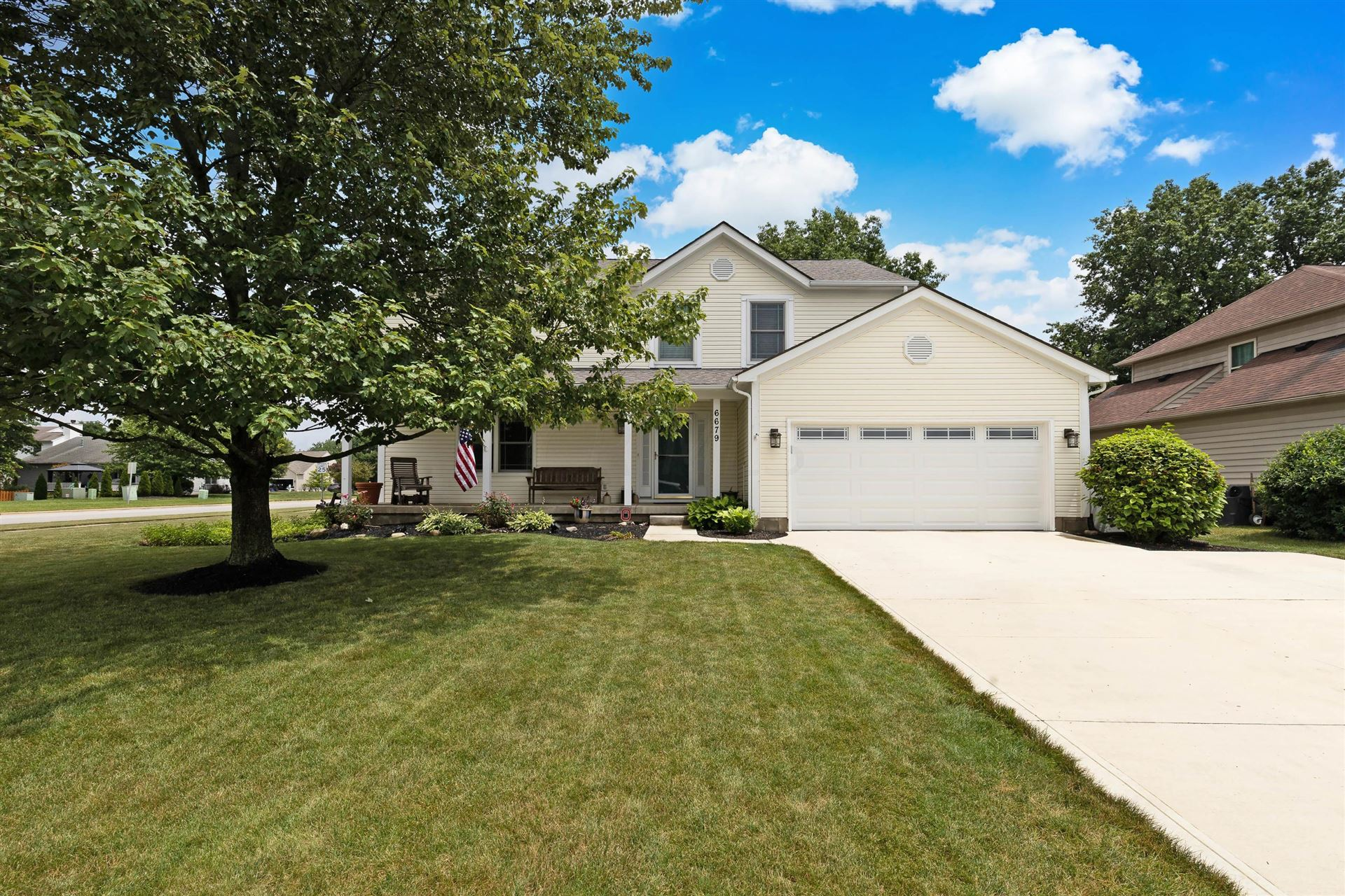Photo of 6679 Alberta Place, Westerville, OH 43082 (MLS # 221022249)