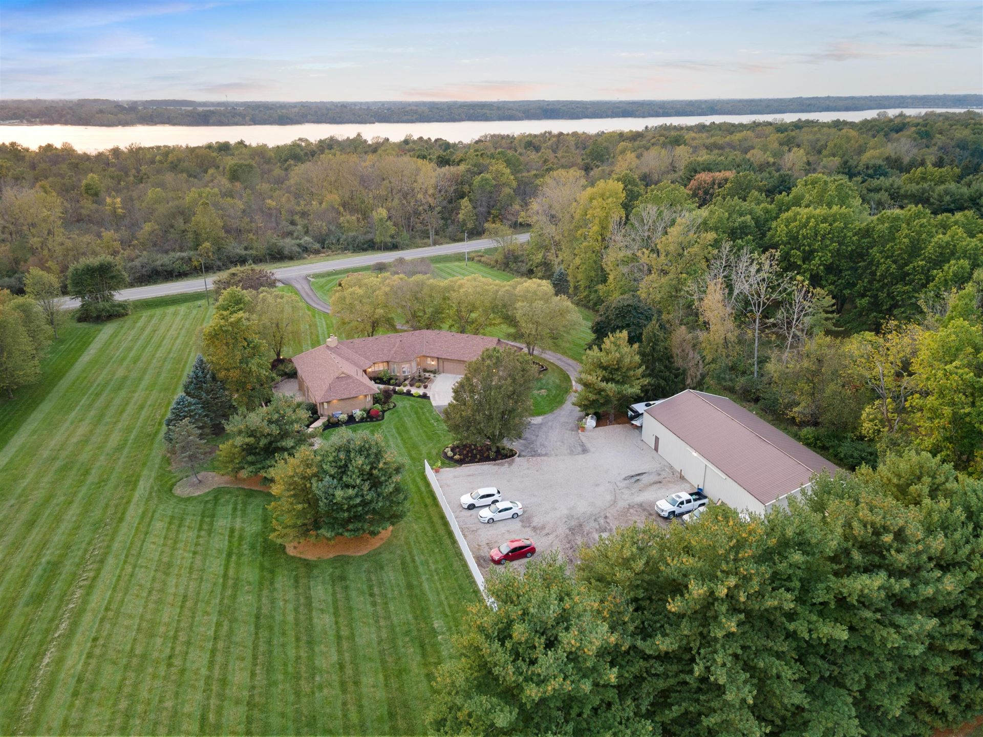 Photo of 3675 Africa Road, Galena, OH 43021 (MLS # 221033264)