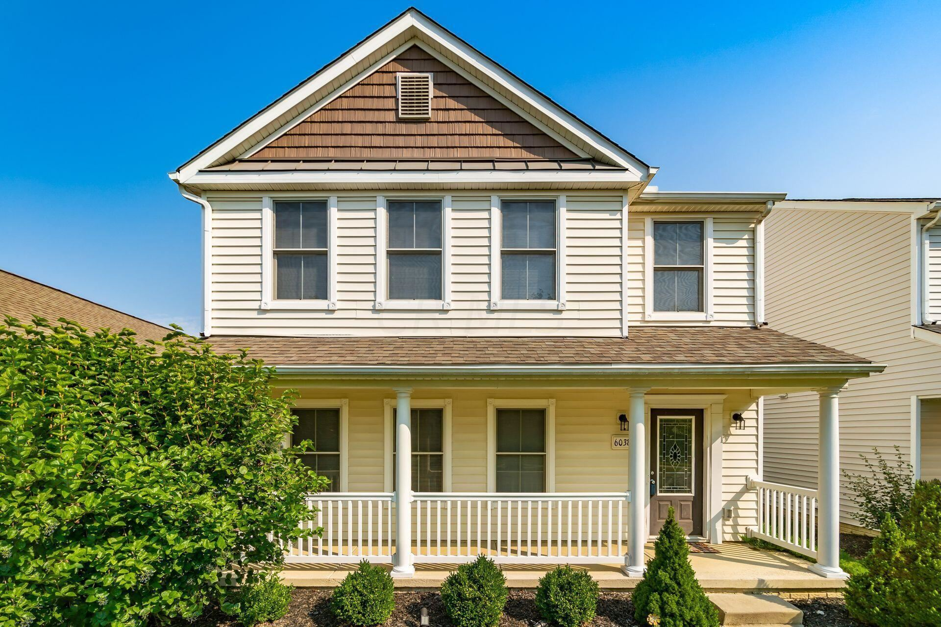 Photo of 6038 Turnwood Drive, Westerville, OH 43081 (MLS # 221036284)