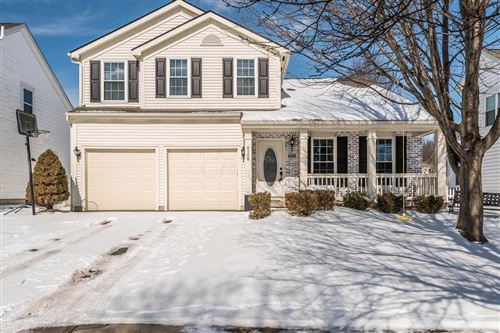 Photo of 6108 Hilltop Trail Drive, New Albany, OH 43054 (MLS # 221006293)
