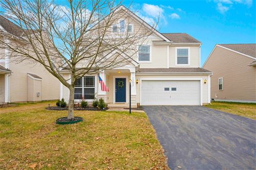 Photo of 1293 Hickory Valley Drive, Blacklick, OH 43004 (MLS # 221001305)