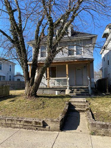 Photo of 1396 Hildreth Avenue, Columbus, OH 43203 (MLS # 221006307)