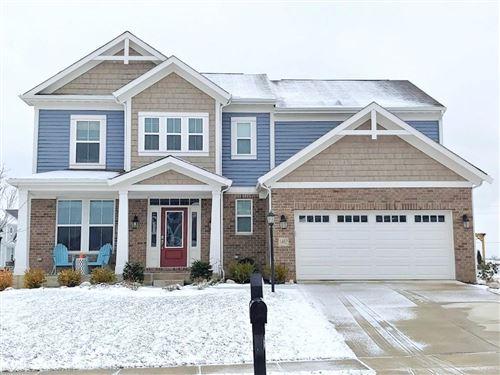 Photo of 1482 Shawnee Drive, Marysville, OH 43040 (MLS # 221001314)