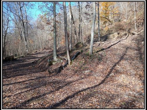 Photo of 0 Lower Twin Creek Road, Stout, OH 45684 (MLS # 220041327)