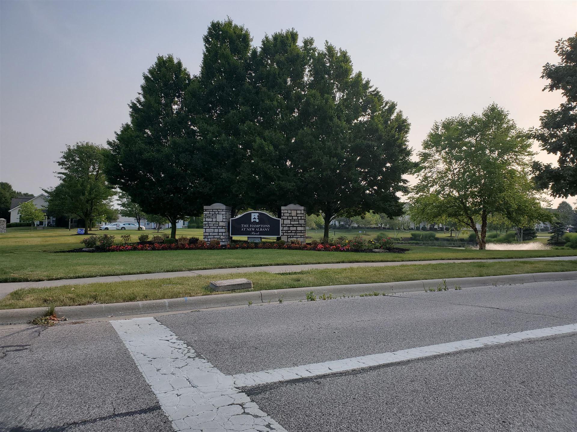Photo of 6082 Phar Lap Drive #16-608, New Albany, OH 43054 (MLS # 221027335)