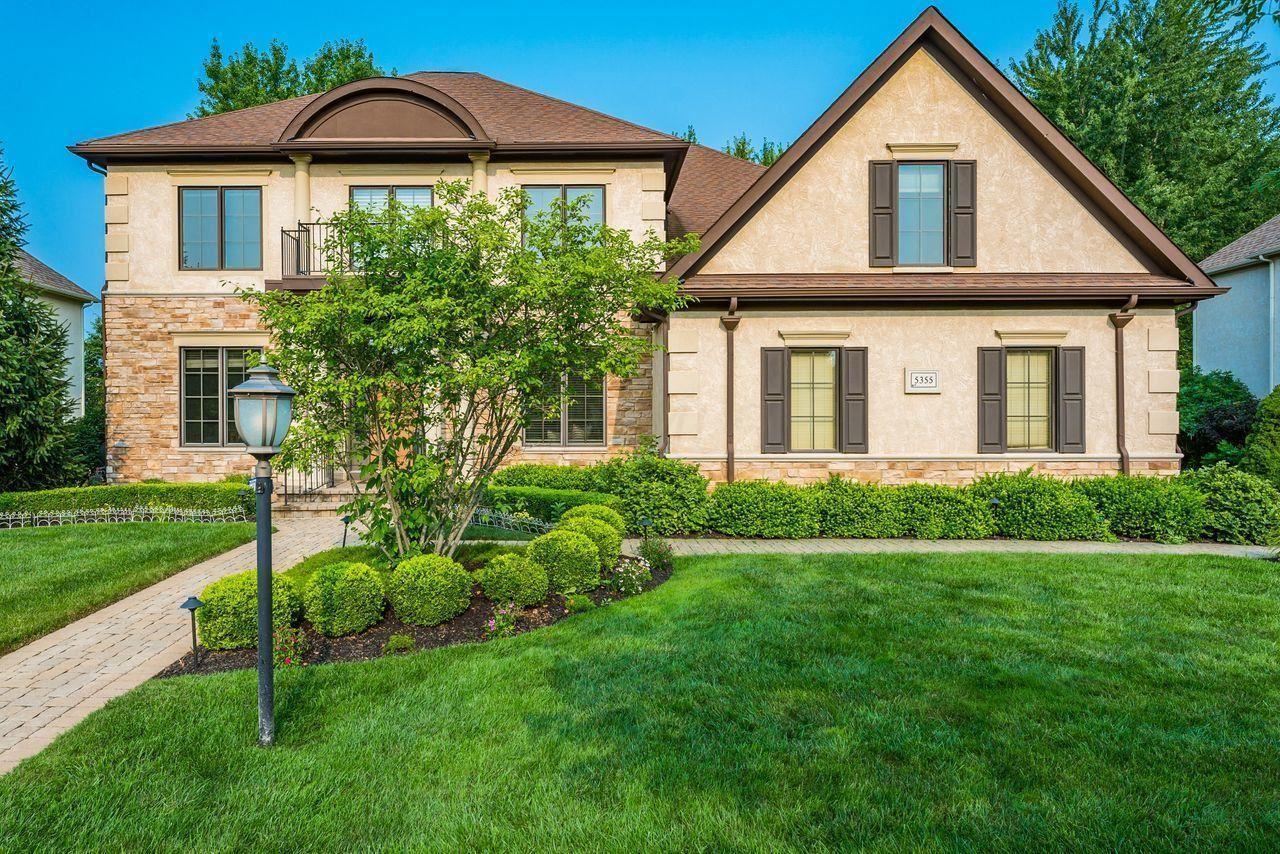 Photo of 5355 Fort Ward Drive, New Albany, OH 43054 (MLS # 221027340)