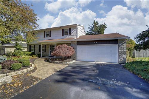 Photo of 3909 Braidwood Drive, Hilliard, OH 43026 (MLS # 220036341)