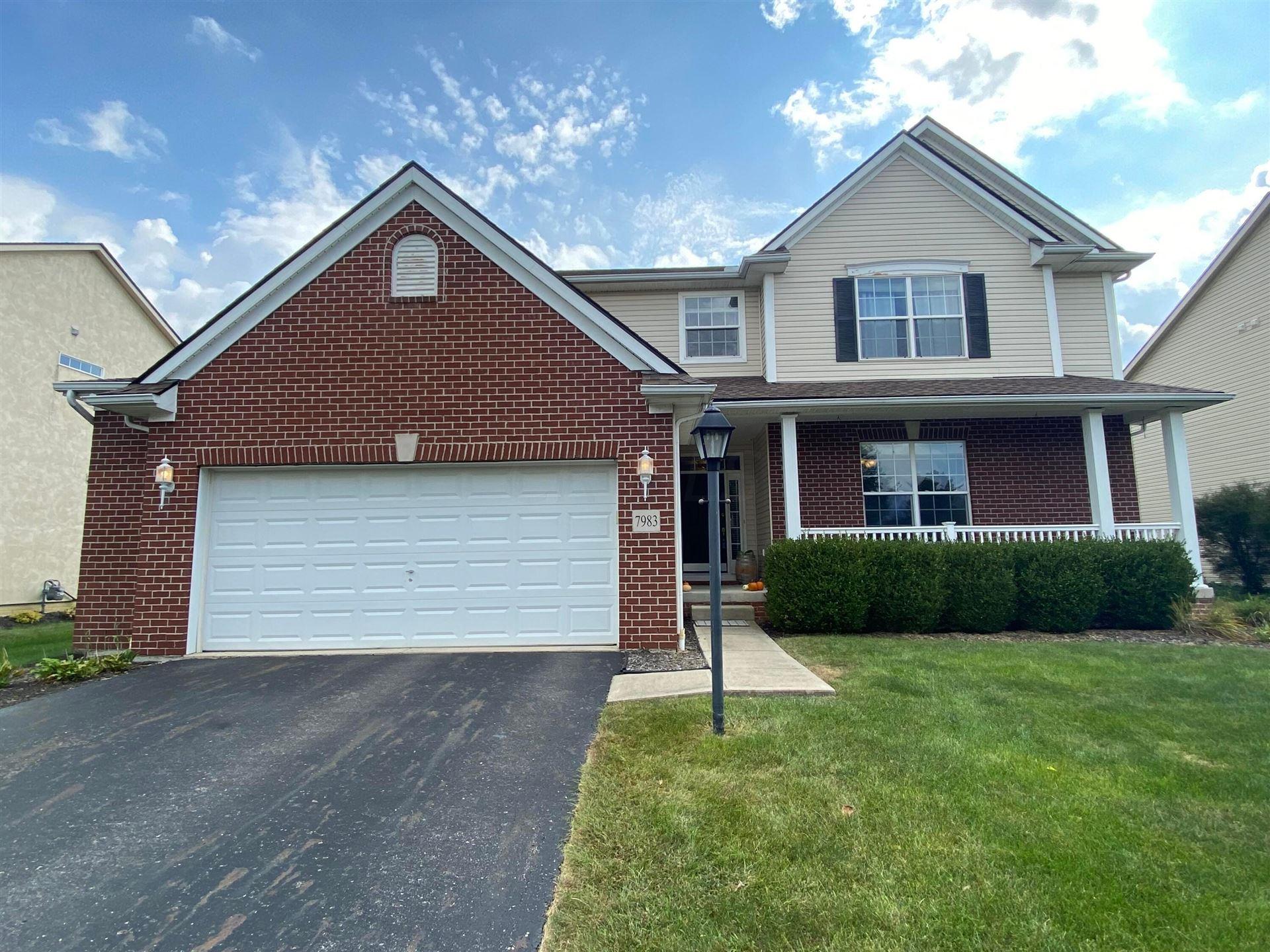 Photo of 7983 DANBRIDGE Way, Westerville, OH 43082 (MLS # 221036344)