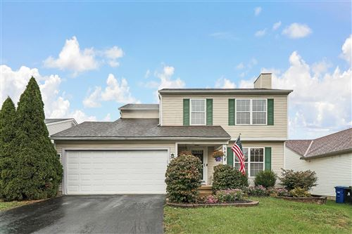 Photo of 3448 Westerville Woods Drive, Columbus, OH 43231 (MLS # 221042347)