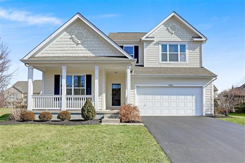 Photo of 3264 Benbrook Pond Drive, Hilliard, OH 43026 (MLS # 220005360)