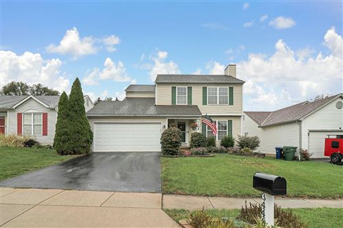 Photo of 3448 Westerville Woods Drive, Columbus, OH 43231 (MLS # 221042360)