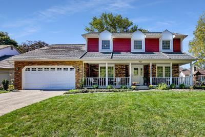 Photo of 421 Paddlewheel Court, Westerville, OH 43082 (MLS # 221037360)
