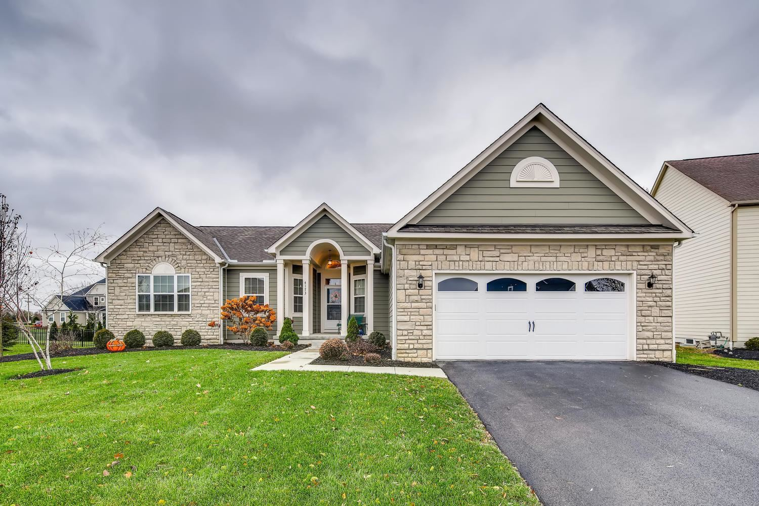 Photo for 4173 Summit Bend Road, Hilliard, OH 43026 (MLS # 219044364)