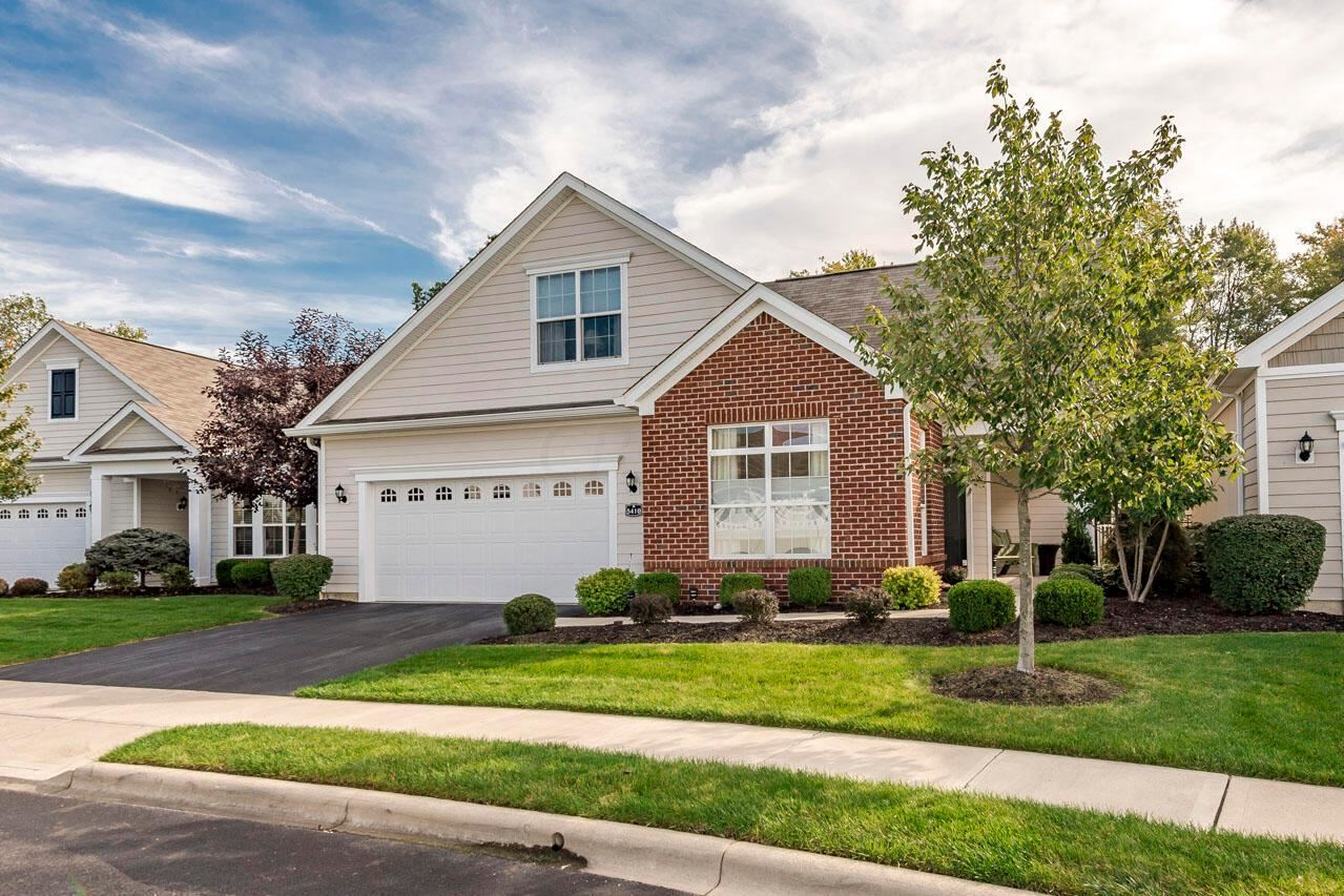 Photo of 5410 Welbourne Place #37-541, New Albany, OH 43054 (MLS # 221040375)